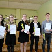 Jugend debattiert international 2017 - Schulfinale