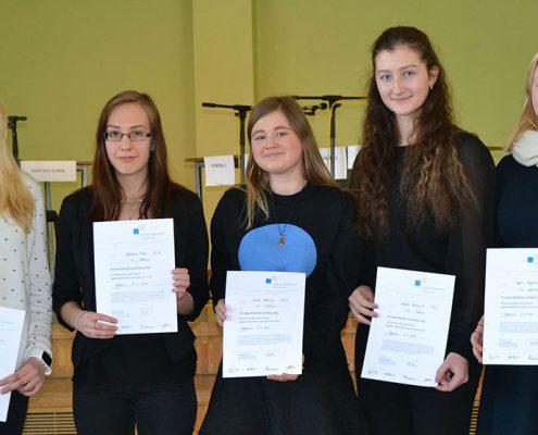 Jugend debattiert international 2017 – Schulfinale