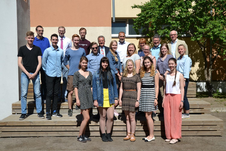 Abitur 2018 – Endlich geschafft – Tallinna Saksa Gümnaasium ...
