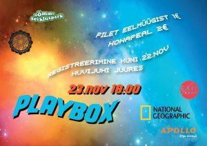 playbox 2017