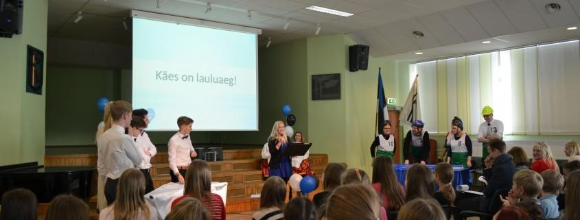 Me armastame eesti keelt