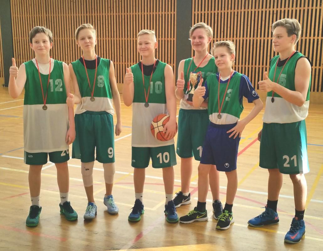 6-7.klassi korvpallipoisid