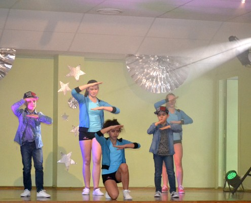 tantsuvõistlus 2016