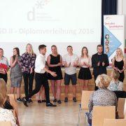 DSD II diplom