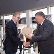 Keskkonnkäpa auhind. Foto: keskkonnaministeerium