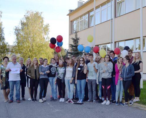 Erasmus+ õpilasvahetus