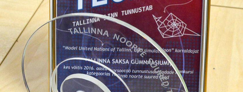 Tallinna noorte suured teod 2016