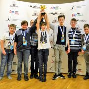 TSG robootikaring - FIRST LEGO League