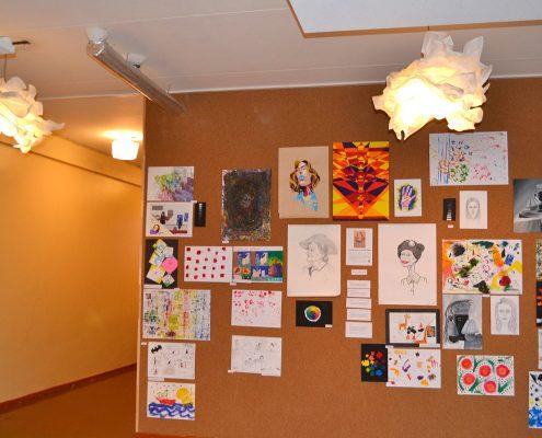 Annabel Janke valikkursuse näitus