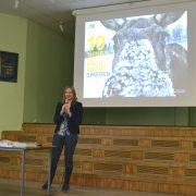 Rootsi Suursaatkonna info-, pressi- ja kultuurisekretär Liina Kümnik