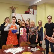 venekeelne kokkamistund