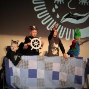 Algklassi näitetrupp esindas eripreemia vääriliselt kooli teatrifestivalil KRÕF