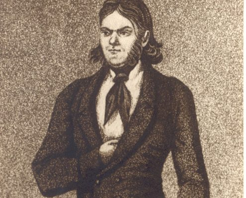 Kristian Jaak Peterson (1801-1822)