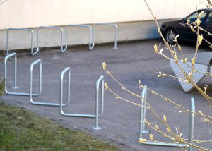TSG jalgrattaparkla