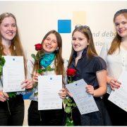"""Väitluskonkursi """"Jugend debattiert international"""" Eesti finaal"""