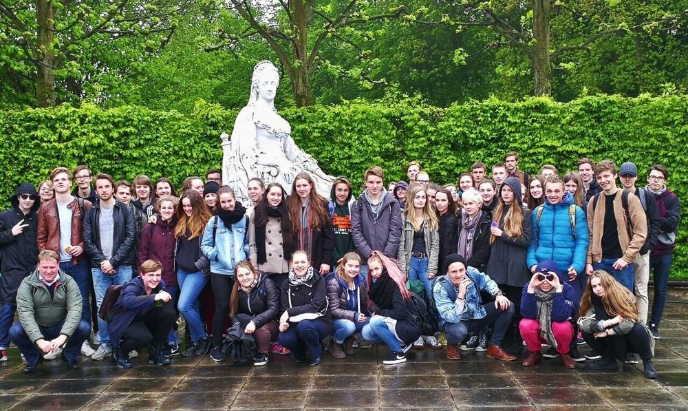 Õpilasvahetus Hannover 2017