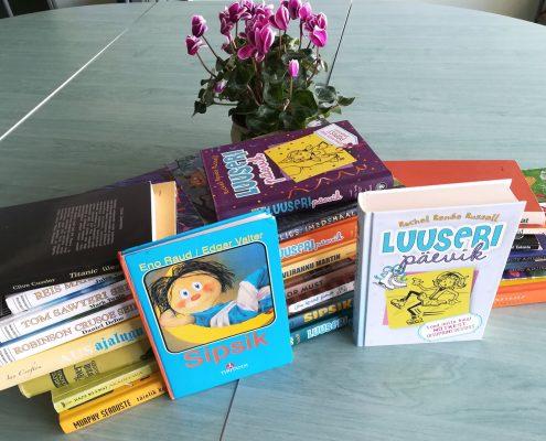 kingitud raamatud