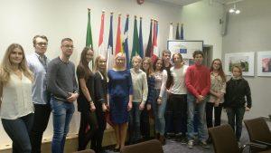 välispoliitika seminar