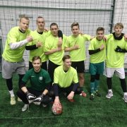 TSG jalgpallivõistkond 2017