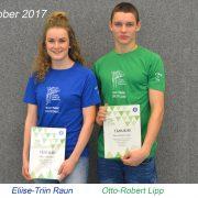 kuu parim sportlane - oktoober 2017