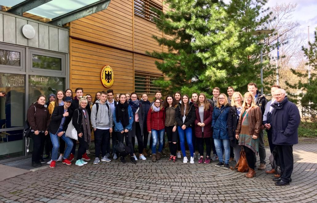 Õpilasvahetus - Dortmund 2018