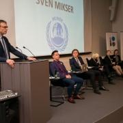 Sven Mikser, MUNOT