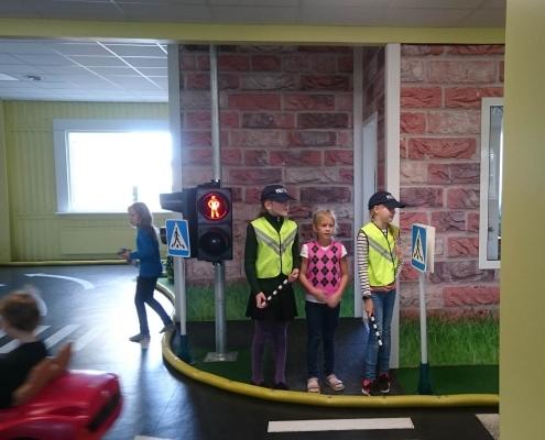 liiklusmängukeskus