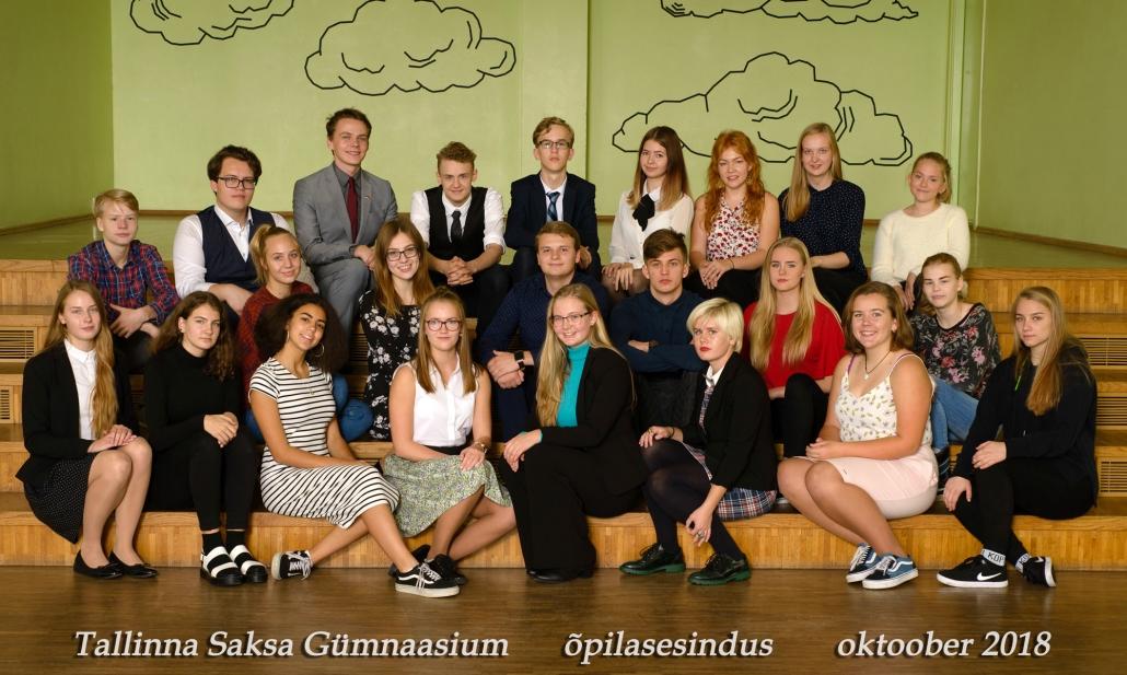 TSG õpilasesindus 2018