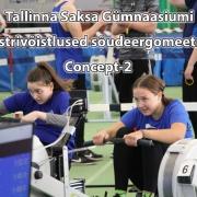 TSG MV sõudeergomeetritel