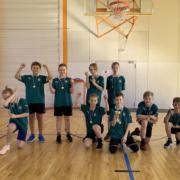 4. klassi poiste rahvastepalli võistkond