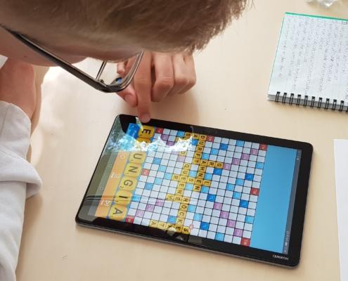 Saksakeelse Scrabbelivõistlus