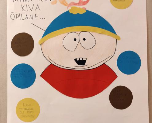 6a klassi KiVa plakat
