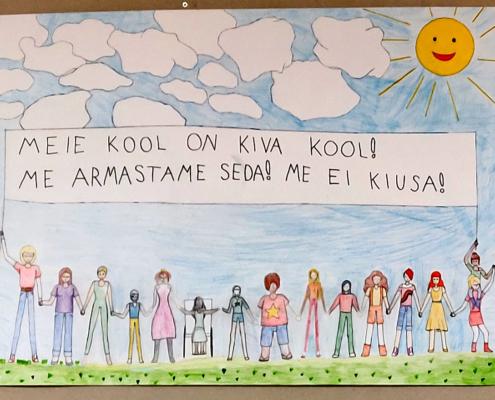 6c klassi KiVa plakat