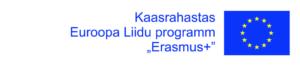 Erasmus+ kaasrahastus