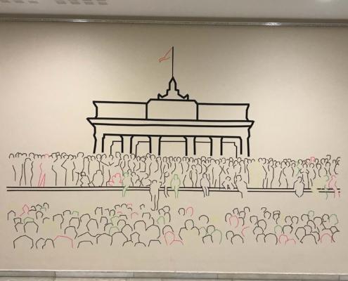 Tänavakunstiprojekt Lissabonis
