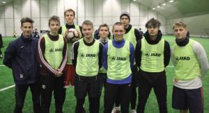 TSG jalgpall noormehed finaalis