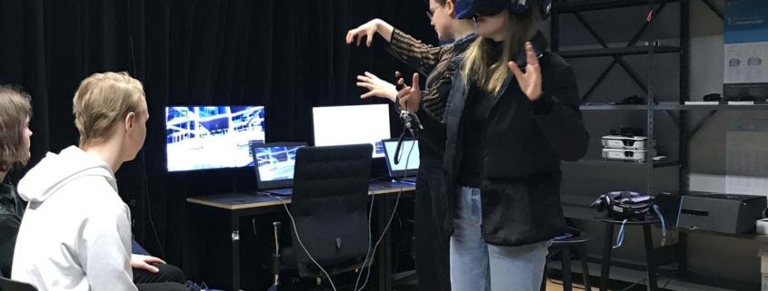 VR arhitektuuris