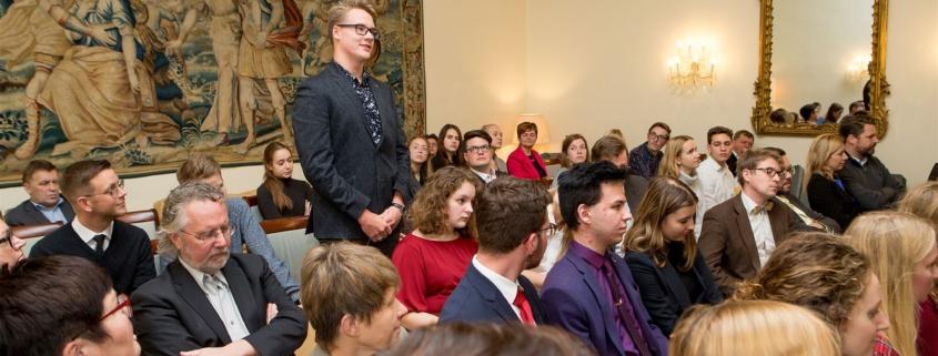 Tallinn Talks: 30 aastat Berliini müüri langemisest ja Balti kett