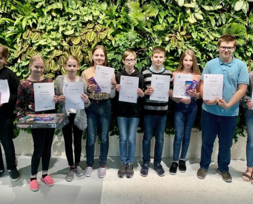5. klass - osalejad