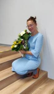 TSG Aasta õpetaja 2020 Kertu Pildre