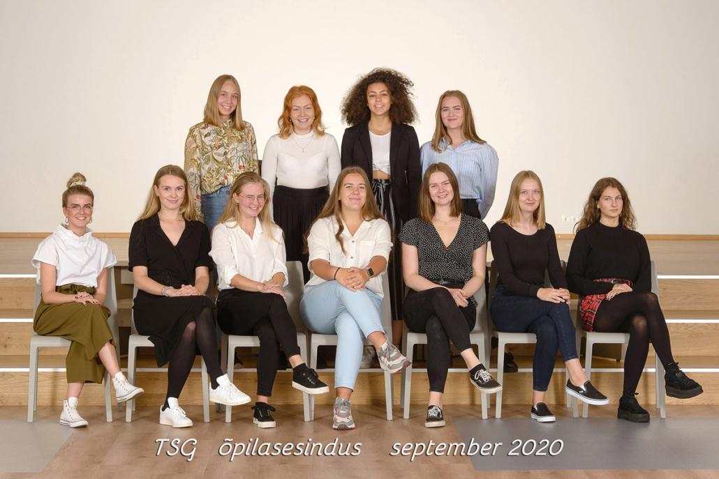TSG õpilasesindus 2020